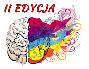 vector creativity concept - brain illustration